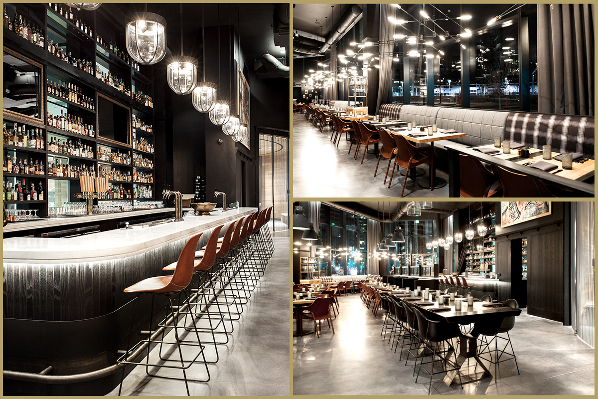 Venue Space at Hearth and Dram